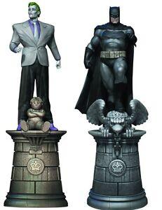 Eaglemoss dc chess collection special edition batman /& joker avec magazine