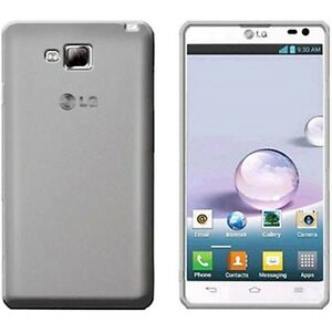 SILICONE-CASE-COMPATIBILE-LG-D605-OPTIMUS-L9-II-WHITE-TRASPARENTE