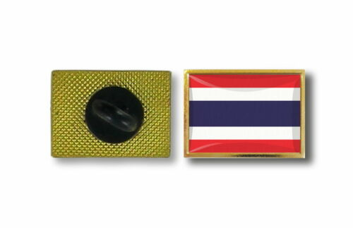 pins pin/'s flag national badge metal lapel backpack hat button vest thailand