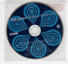 (GV607) PM Dawn, I'd Die Without You - 1992 CD