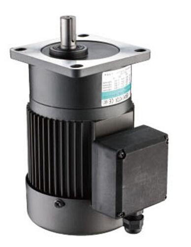 Sesame G11V100U-50 PRECISION GEAR MOTOR 100W//3PH//230V//460V//4P//Ratio 1:50
