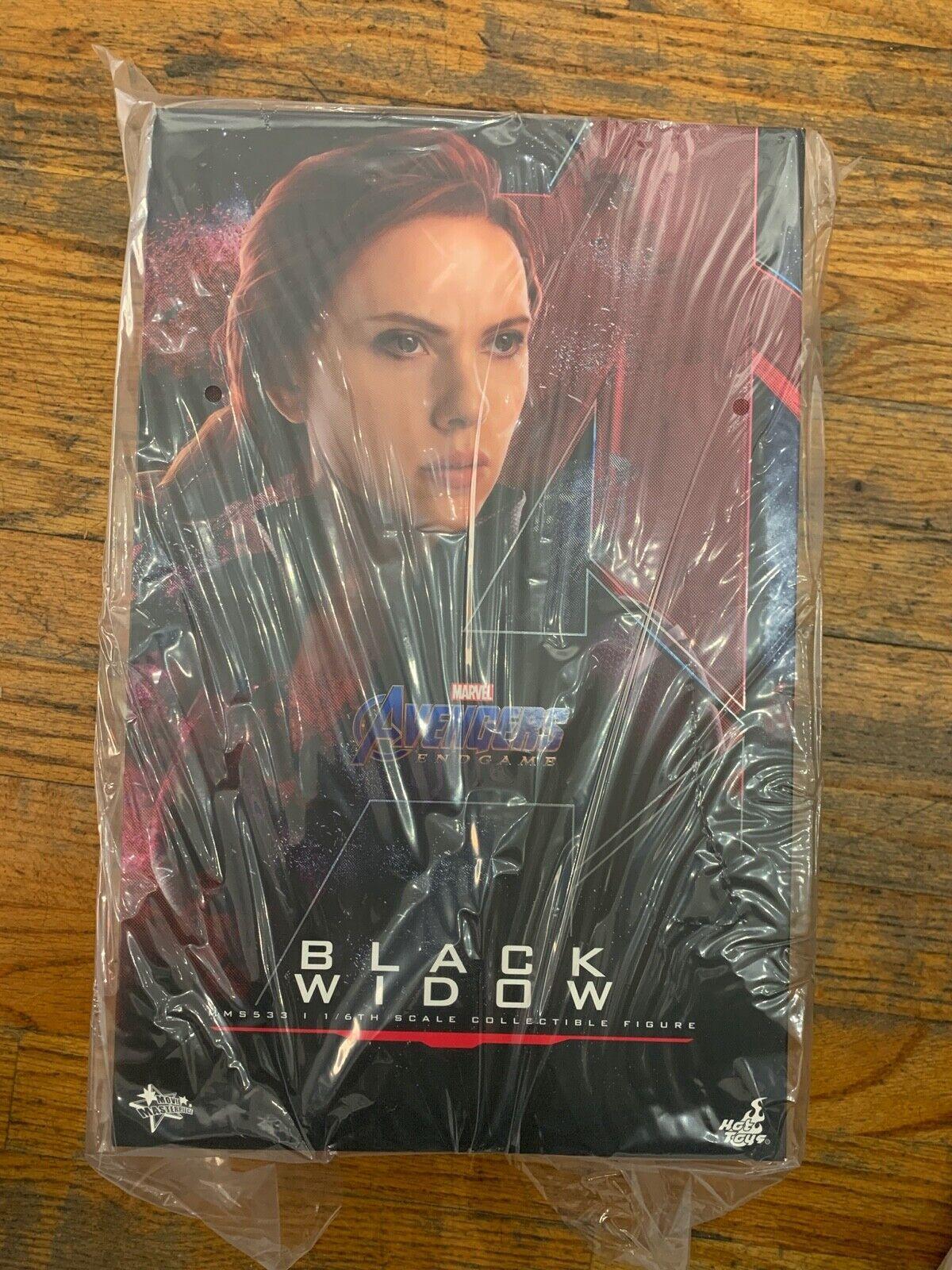 Marvel Hot Toys Black Widow MMS 533 1/6 Avengers Endgame Hawkeye NO RESERVE! on eBay thumbnail