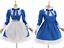 Zofe Lolita Cosplay Zimmermädchen Maid Kleid Hungary Jl Hetalia Kostüm 637 Blau q4nY0v