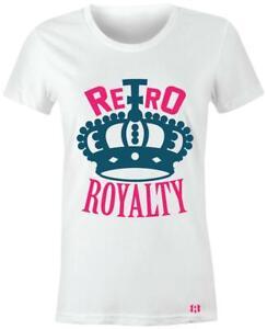 034-Retro-Royalty-034-Women-Juniors-T-Shirt-to-Match-Retro-GS-034-Green-Abyss-034-6-039-s