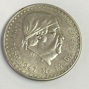 1986 mexican 500 peso coin