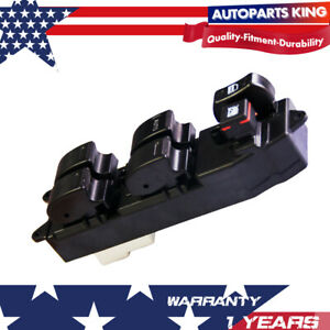 Power Master Window Switch LH Driver Side For Toyota Corolla Camry Avalon