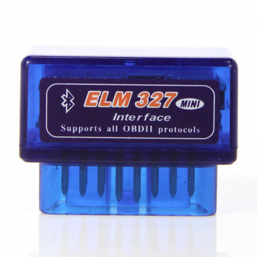 Mini ELM327 Bluetooth OBD2 Obd11 Diagnosegerät Test gerät Interface scanner V2.1