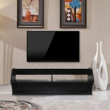 Floating Wood Tv Stand Wall Mount Media Entertainment Console Center
