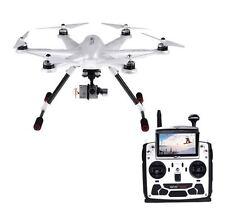 Walkera TALI H500 weiß FPV 3D Gimbal Devo F12E+Camera NEU