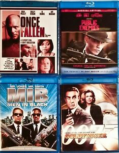 LOT-of-4-BluRay-DVD-039-s-Mix-of-Comedy-Drama-1-Brand-New-Very-Nice