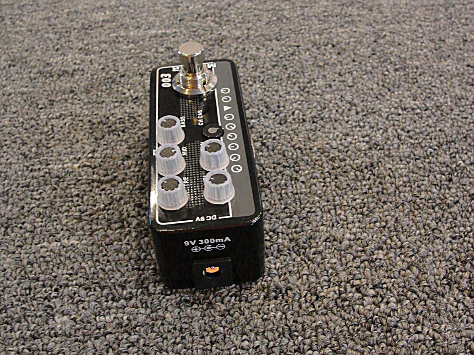 Mooer Micro Preamp 003 Power Zone Guitar Effects Pedal Ebay 002 Uk Gold 900 Based On Marshall Jcm900