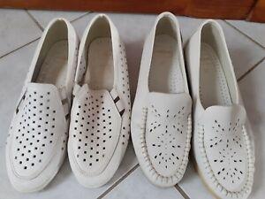 Lot de  Chaussures confort