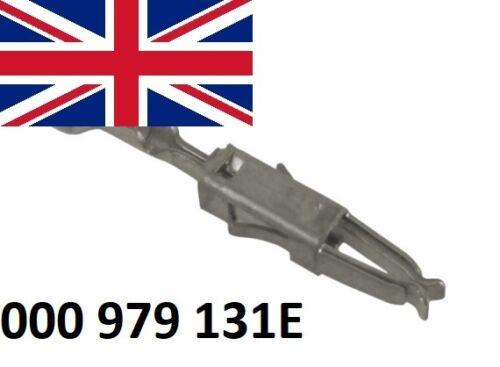 AUDI VW SKODA SEAT 000979131E CRIMP TERMINALS PINS 10X CONNECTOR REPAIR WIRE