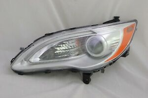 TYC 20-9198-00-1 Chrysler 200 Left Replacement Head Lamp
