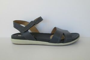 e4df0a5c9917 Image is loading Naturalizer-Womens-Gray-Leather-N5-Contour-Selma-Comfort-