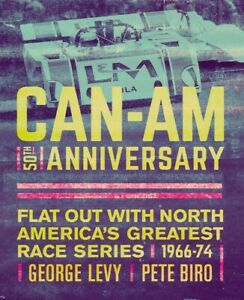 NEW-SEALED-Can-Am-50Th-Anniversary-1966-1974
