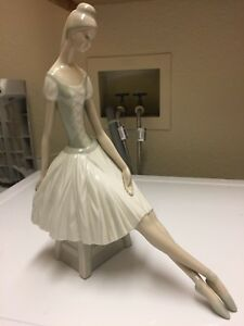 """Details about Vintage Lladro """"Ballerina"""" Nao retired and rare figurine"""