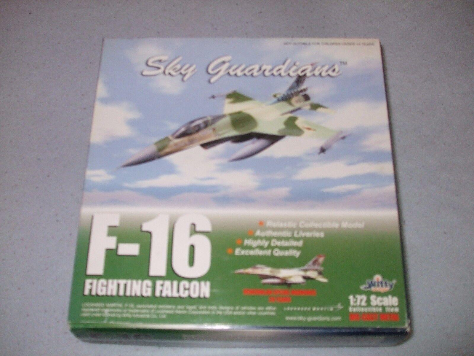Sky GUARDIANS-F 16 Fighting Falcon