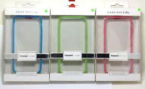 Pour-iPhone-8-7-6-Case-Mate-Tough-Frame-Profil-Mince-Pare-chocs-pour-Drop-Protection