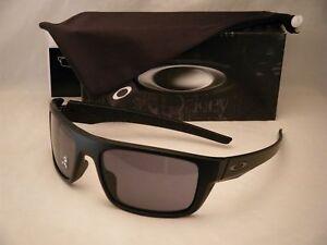 c5eb3a73d6 Oakley Drop Point Matte Black w Grey Lens NEW sunglasses (oo9367-01 ...