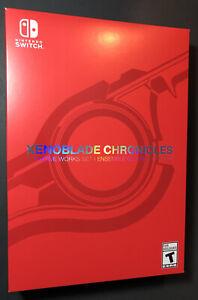 Xenoblade Chronicles [ Definitive Works Set ] (Nintendo Switch) NEW