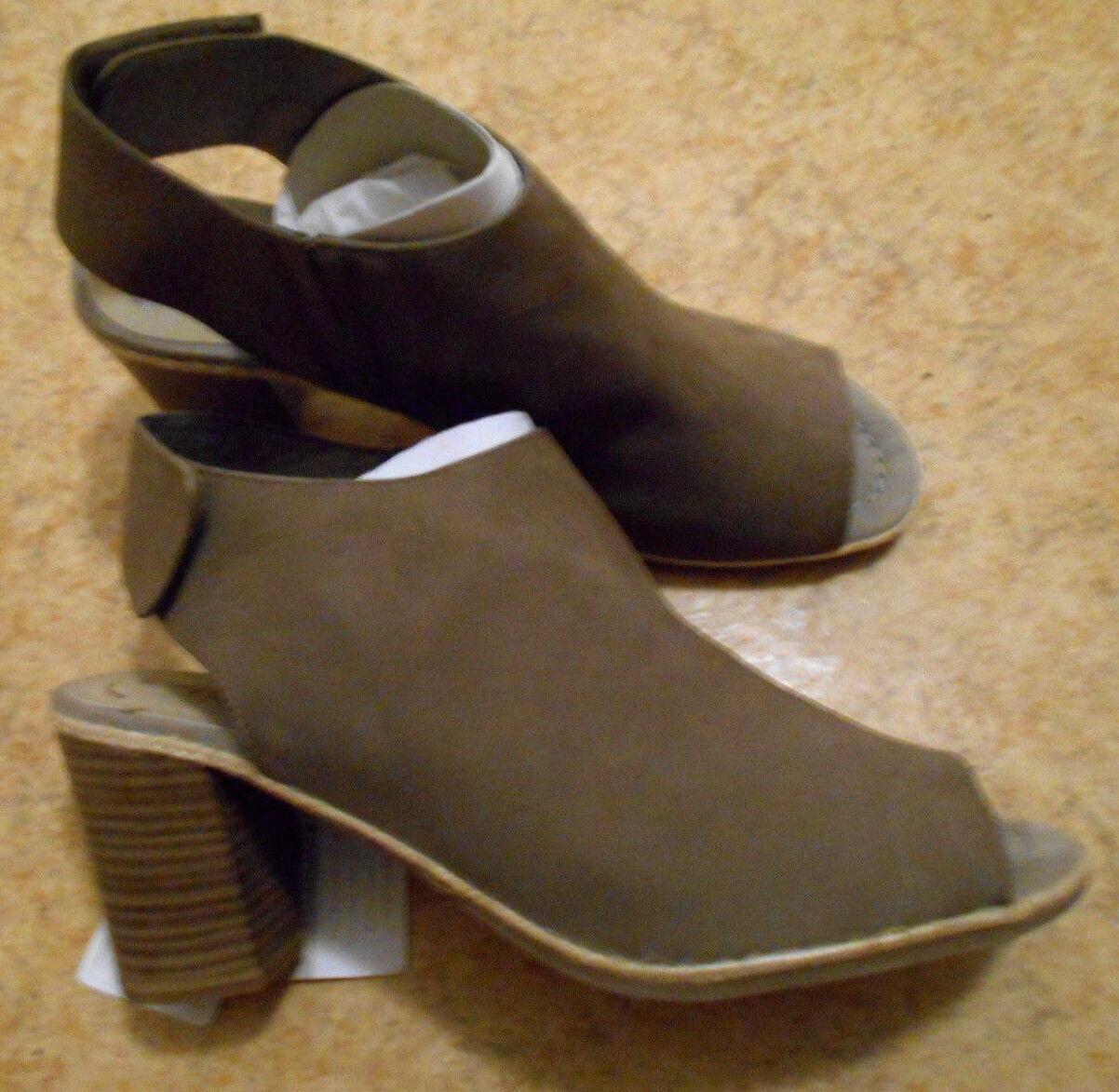 Nuevo  top señora-Tamaris sandalias de cuero  genuino   cuero nuevo  Taupe 0b2854
