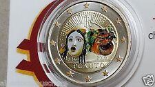 2 euro 2016 Italia color farbe kleur cor italie italien italy Италия PLAUTO Tito