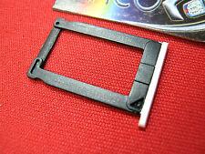 Kit porta Sim scheda BIANCO per APPLE IPHONE 3G 3GS Slitta Supporto cover Tray