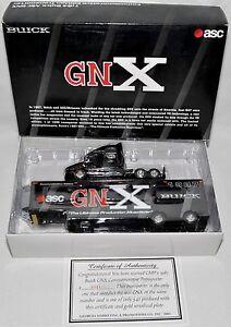 NEW-GMP-1-64-Buick-1987-GNX-Car-Transporter-3135-Truck-grand-national-1-547-ASC