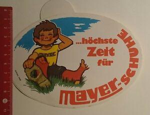 watch efeae 3462b Details zu Aufkleber/Sticker: höchste Zeit für Mayer Schuhe (12011786)