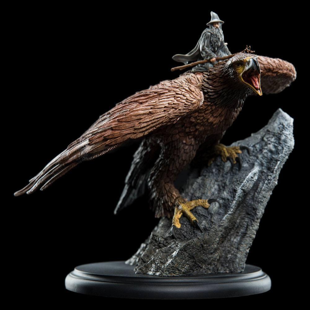 Statue Le Seigneur des Anneaux : Gandalf on Gwaihir - Weta PRECO