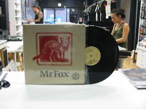 Mr.Fox 2LP Spanisch Mr.Fox / The Gypsy 1978 Klappcover
