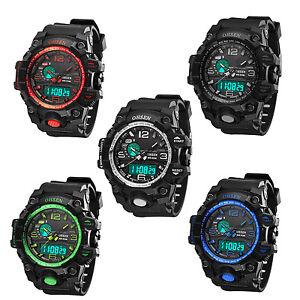 OHSEN-Mens-G-Military-Date-Water-Proof-Shock-Quartz-Digital-Light-Wrist-Watches