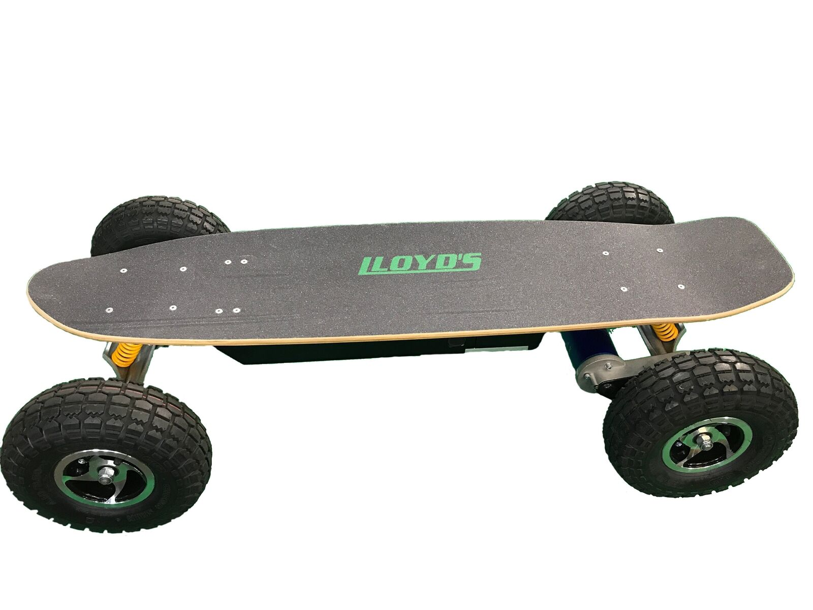 4000 watt All Terrain Electric Longboard w Lights