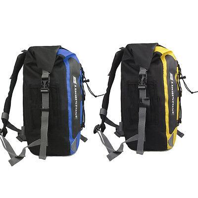 100% Waterproof Dry Bag Pack Backpack Storage 30Ltrs Sailing Fishing Floating