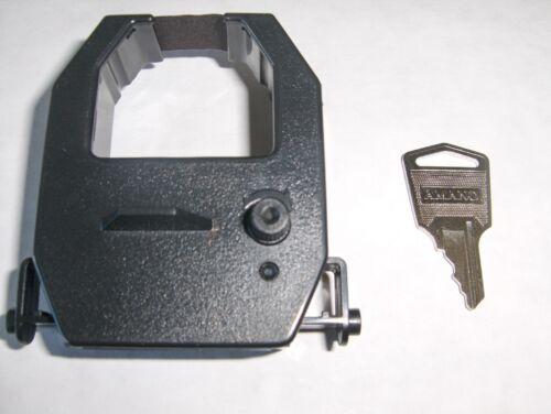 Amano Key and Ribbon Combo for Amano PIX 3000 PIX-3000 PIX3000 Amano Time Clock