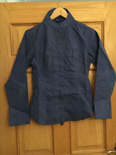Mao Maharishi Blue Veste Cobalt Woman qxFp7t