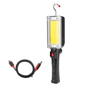 COB-LED-Car-Repair-Work-Light-700-lumens-Magnetic-Flashlight-Camping-Torch-Lamp