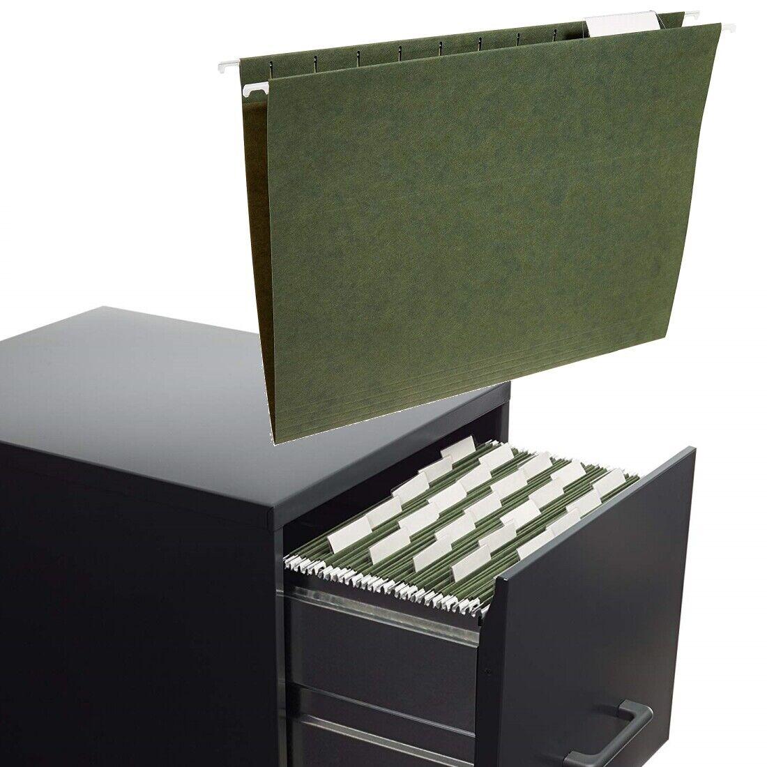 Hanging File Folder Document Organizer Cabinet Folders Boxes Tabs Office  Letter