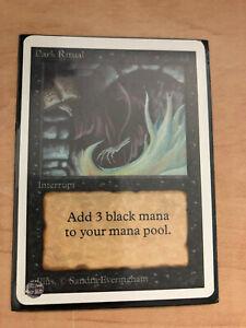 1x-Unlimited-Dark-Ritual-MTG-Unlimited-MAGIC