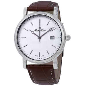Mathey-Tissot City White Dial Men's Watch HB611251AI