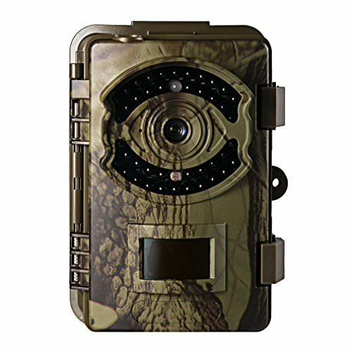Wireless 1080p Full HD 16mp Wildlife orent Camera with Night Vision