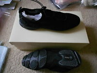 Black Bloch Fusion split sole jazz dance sneakers - various sizes S0512