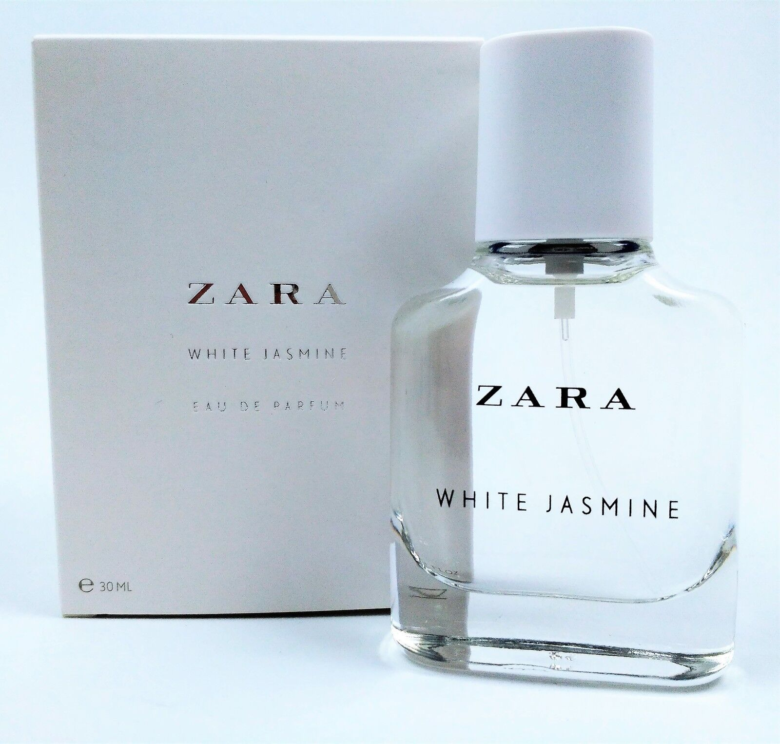Zara White Jasmine For Woman Eau De Parfum Edp Fragrance Perfume