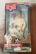 1/6 escala G.i. Joe Wheeler campo piloto 12 pulgadas Pearl Harbor collrction Hasbro