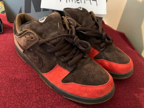 Nike Dunk SB low BISON size 12 VNDS with Box 100%