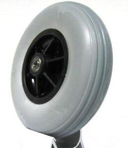 Power-Wheelchair-Rear-Caster-Tire-200x50-8x2-Pride-Jazzy-Jet-Electric-Each