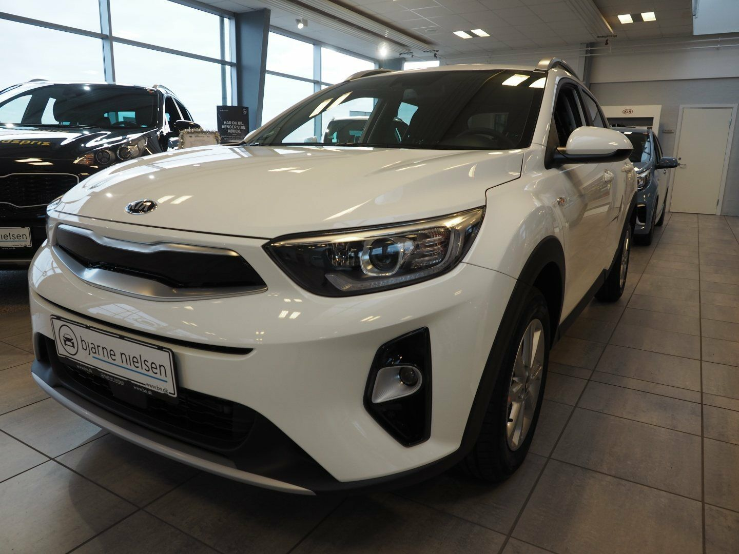 Kia Stonic 1,6 CRDi 115 Attraction Van