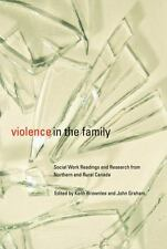 Violence in the Family: Social Work Readings and Research from Norther-ExLibrary