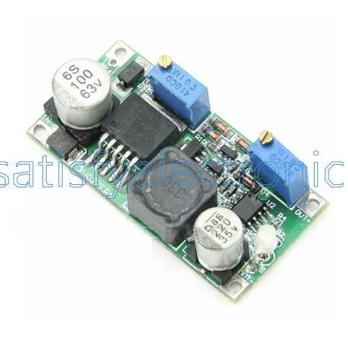 DC//DC LM2596 HV S 3A 60V Buck Constant Current//Voltage CC CV Step-Down Module
